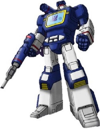 Transformers Masterpiece Soundwave 2013 Exclusive