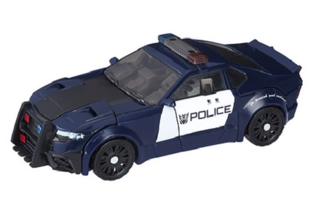 Transformers - The Last Knight Premier Edition Deluxe Barricade