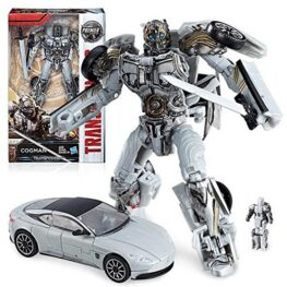 Transformers - The Last Knight Premier Edition Deluxe Cogman