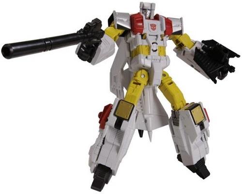Transformers Unite Warriors UW-01 Superion