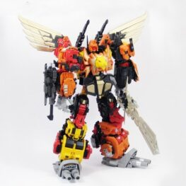MMC Feral Rex Full Set of 6