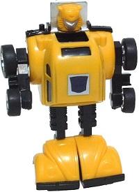 Transformers G1 Autobot Bumblebee Keychain