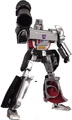 Transformers Masterpiece Megatron