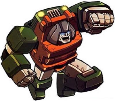 Transformers Brawn G1 MISB Reissue Sealed