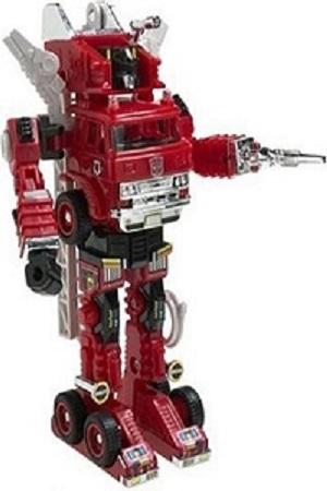 Transformers G1 Inferno