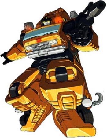 Transformers Hasbro Commemorative Series IV Autobot Grapple