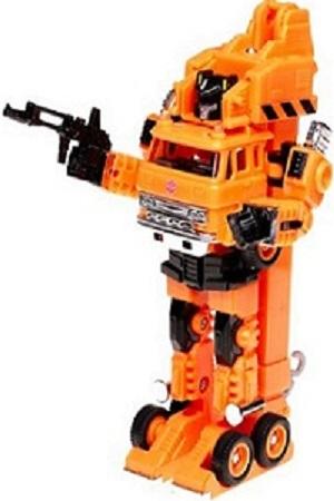 Transformers Hasbro Autobot Grapple