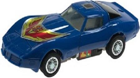 Transformers G1 Autobot Tracks