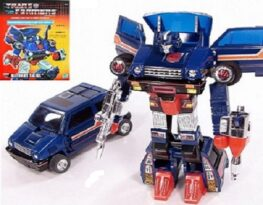 Transformers G1 Commemorative Series VIII Autobot Skids