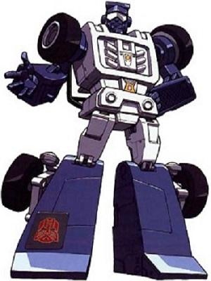 Transformers G1 Autobot Beachcomber
