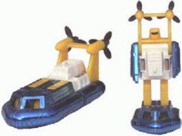 Transformers G1 Reissue Seaspray