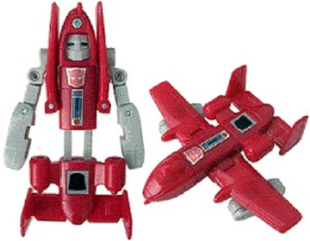 Transformers Powerglide G1 MISB Reissue Sealed