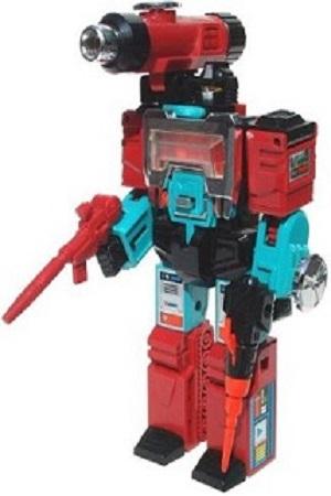 Transformers Universe Exclusive 25th Anniversary Commemorative Edition Perceptor