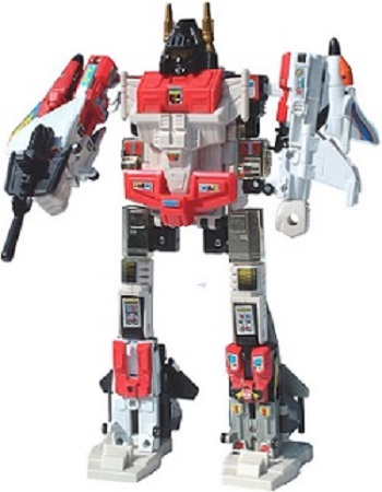 Transformers G1 Aerialbots Superion