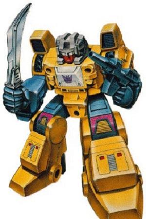 Transformers Weirdwolf Headmaster G1 Reissue