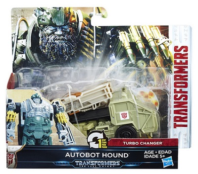 Transformers - The Last Knight Premier Edition Voyager Class Autobot Hound