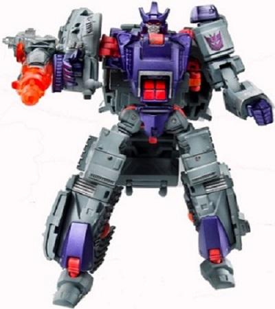 Transformers Universe Deluxe Figure Galvatron