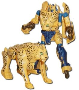 Transformers Beast Wars Classic Deluxe Cheetor Action Figure