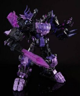 Transformers G-Creation Dark Shuraking