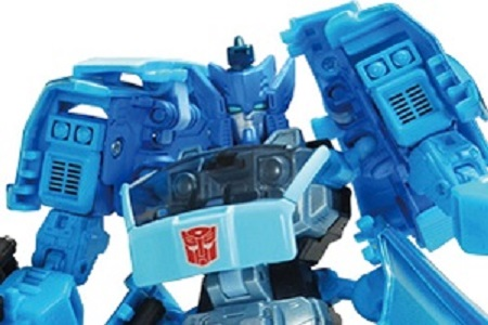 Transformers United UN16 Autobot Blurr