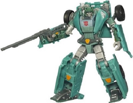 Transformers Generation Deluxe Class Sergeant Kup