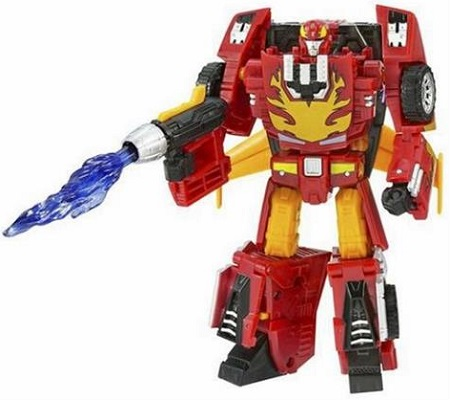 Transformers Deluxe Classic Rodimus