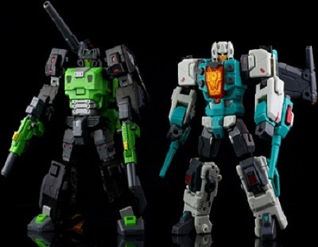Transformers Toyworld TW-H02 Hardhead Brainstorm