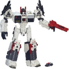 Transformers Generations Metroplex With Autobot Stamper