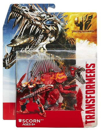 Transformers Age Of Extinction Generations Deluxe Class Scorn