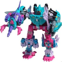 Transformers Limited Edition Seacons Combiner Piranacon