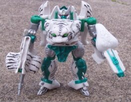 Transformers Beast Wars Classic Tigatron Action Figure