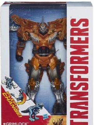 Transformers Age Of Extinction Flip And Change Grimlock