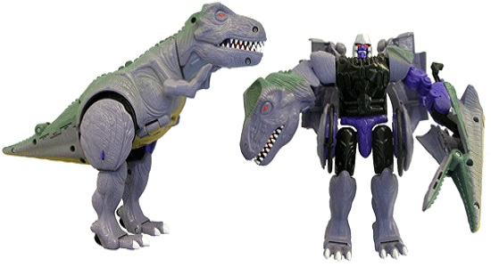 Beast Wars Transformers Predacon Leader Megatron