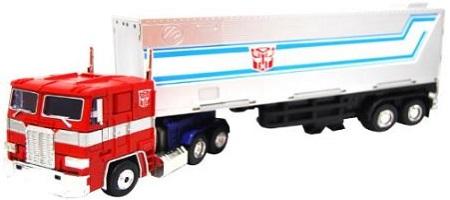 Transformers Masterpiece MP10 Convoy
