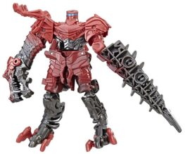 Transformers - The Last Knight 1-Step Turbo Changer Scorn