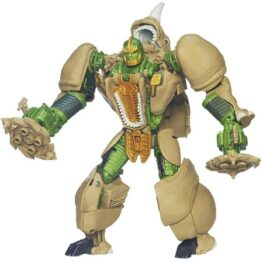Transformers 30th Anniversary Voyager Class Rhinox Figure