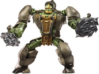 Transformers 30th Anniversary Voyager Class Rhinox Figure