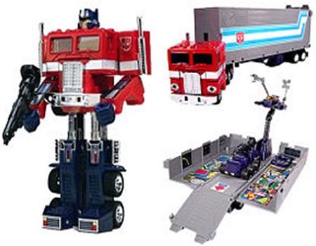 Transformers Commemorative Edition G1 Optimus Prime