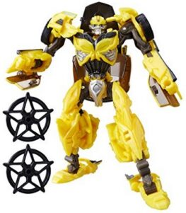 Transformers - The Last Knight Premier Edition Deluxe Bumblebee