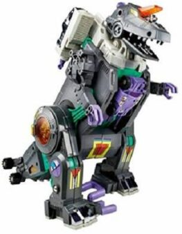 Hasbro Transformers G1 Platinum Trypticon