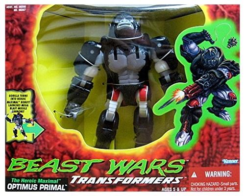 Beast Wars Transformers The Heroic Maximal Optimus Primal
