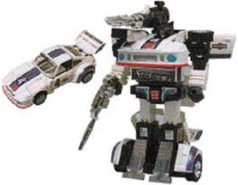 Transformers Encore Jazz Reissue