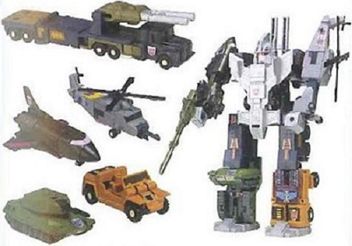 Transformers Encore 16 Bruticus Figure