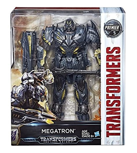 Transformers - The Last Knight Premier Edition Megatron