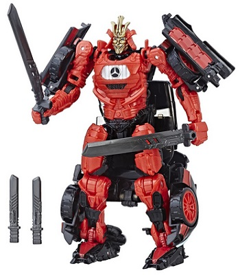 Transformers - The Last Knight Deluxe Premier Edition Autobot Drift