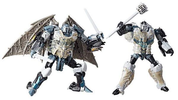 Transformers - The Last Knight Premier Edition Leader Dragonstorm Combiner