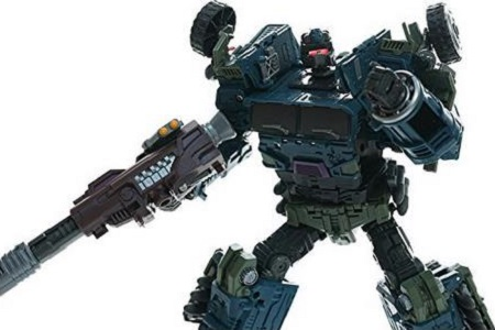 Transformers Unite Warriors Series UW07 Bruticus