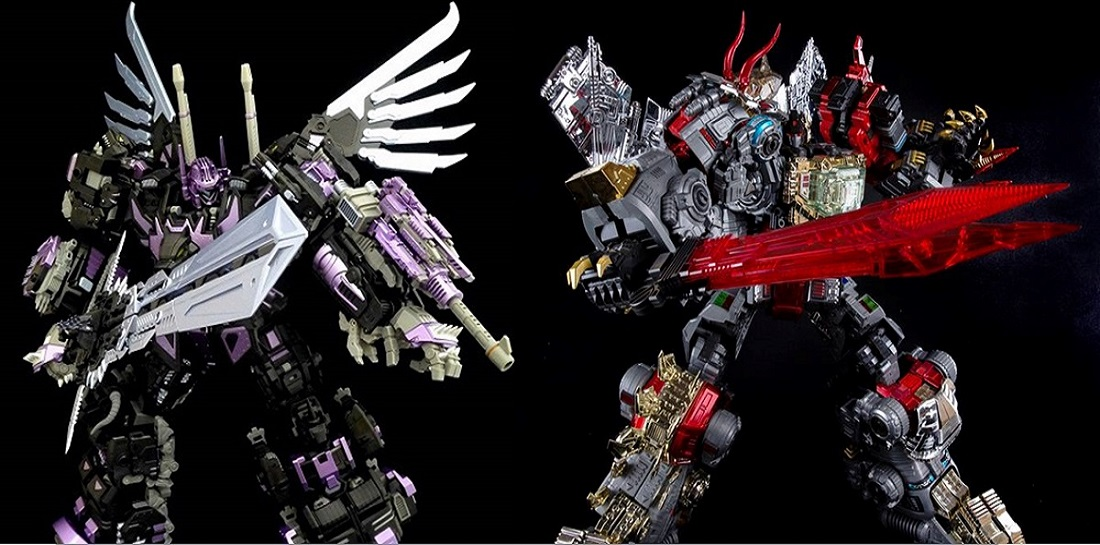 Third Party Transformers