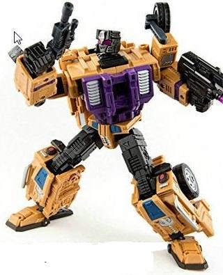 Transformers Unite Warriors Series UW07 Bruticus